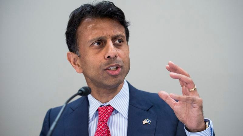 Illustration for article titled Bobby Jindal Vows To Return America To Time When He Was Rising Republican Star