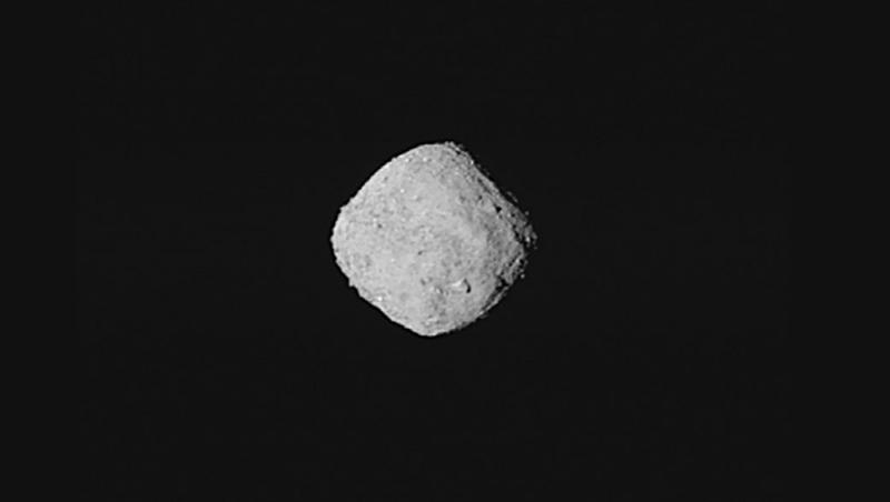 Image of Bennu from OSIRIS-REx.
