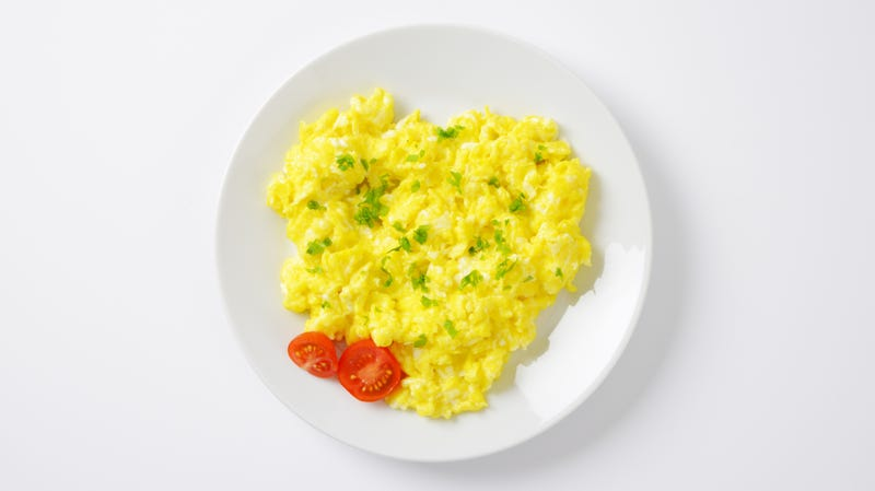 Illustration for article titled Would you buy pre-made scrambled eggs in a bag?