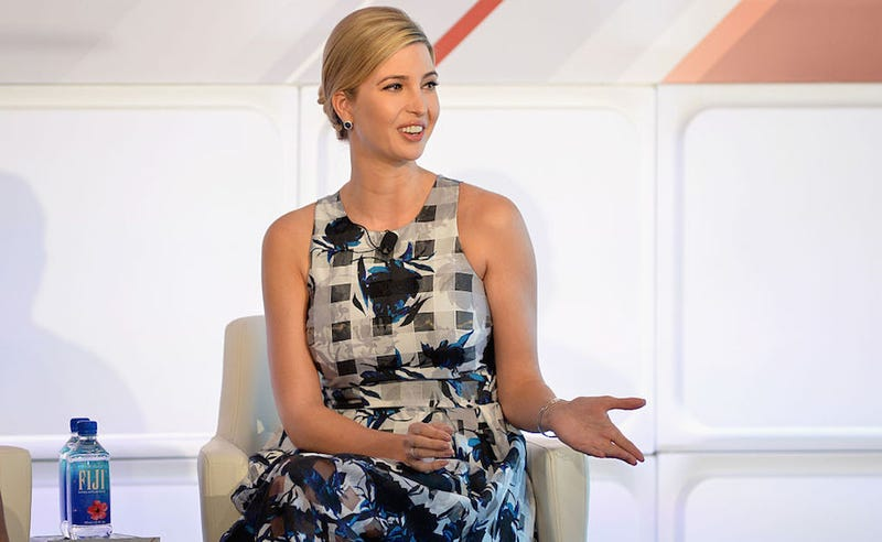 Illustration for article titled Ivanka Trump, For One, Is Convinced Her Dad Is 'Not a Groper'