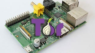 Illustration for article titled Instantly Set Up a Tor Proxy on a Raspberry Pi with a Script