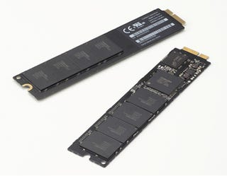 Illustration for article titled MacBook Air's SSDs Will Be Sold to Other Companies by Toshiba