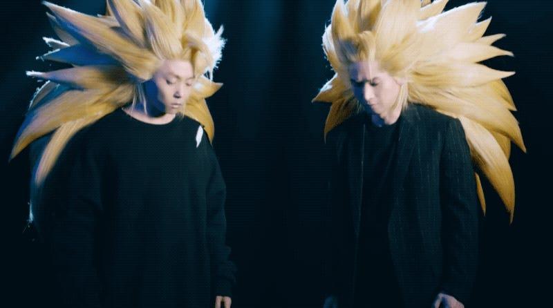 real life dragon ball hair is impractical