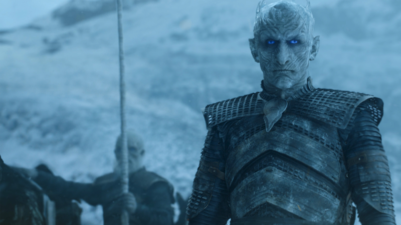 Funko Reveals New 'Game Of Thrones' Night King & Viserion Pop!
