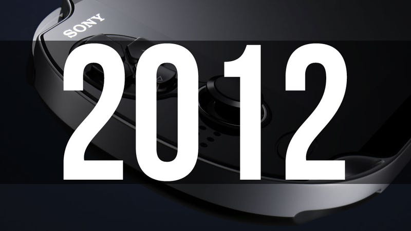 Illustration for article titled PlayStation Vita Won't Launch In the West Until 2012