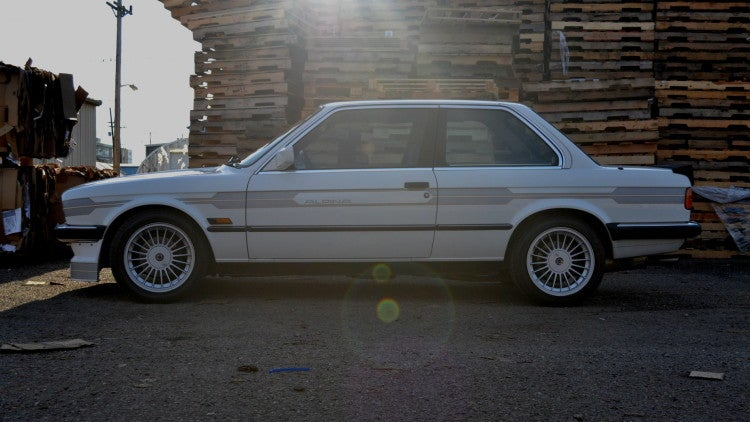 This Alpina is a Family Affair