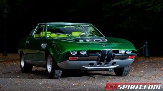 Illustration for article titled Unique vintage BMW concept car sells at auction for $615,000
