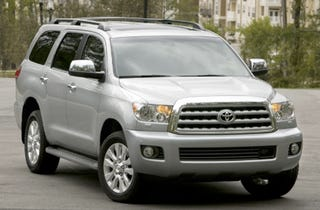 Illustration for article titled Toyota May Export Tundra And Sequoia