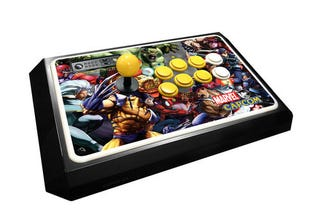 Illustration for article titled Marvel VS. Capcom 2 Gets A Tournament Edition FightStick