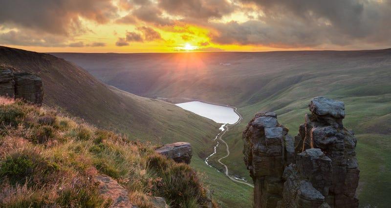 Imagen: Saddleworth Moor. MarkLG / Shutterstock