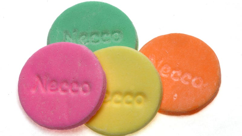 Illustration for article titled People are freaking out about the possible demise of Necco wafers
