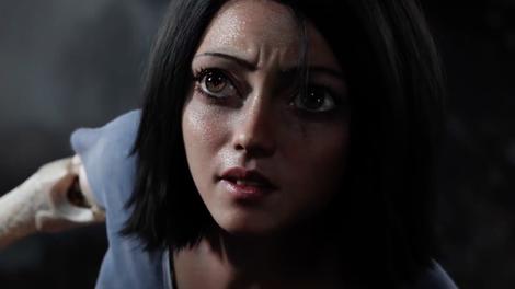 New Trailer for Alita: Battle Angel Has Less Creepy Eyes