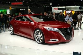 Illustration for article titled Suzuki Kizashi Concept Could Debut Soon