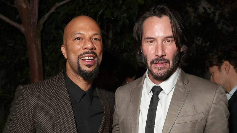 Illustration for article titled Common won't be back forJohn Wick 3, which sucks