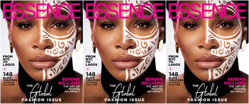 Illustration for article titled Internationally Known: Essence Celebrates Its Global Impact With Serena Williams and a New Design
