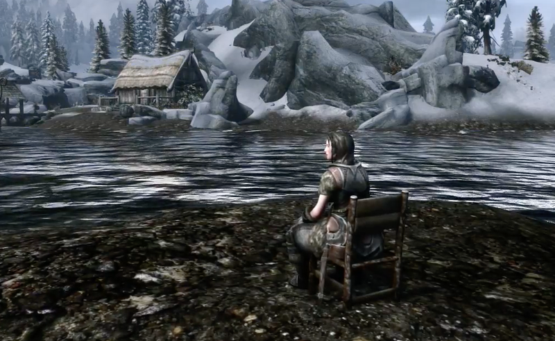 Modder Turns Skyrim Fan's Hyper-Specific Lydia Mod Idea Into Reality