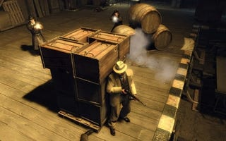 Illustration for article titled Mafia II's Next DLC Package Coming Nov. 23