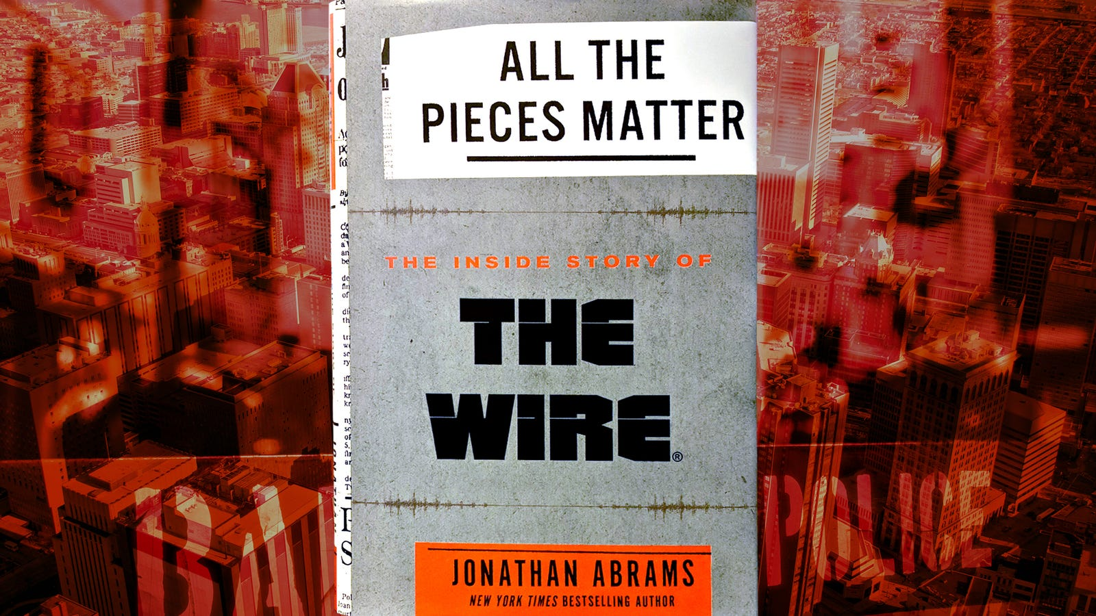 All The Pieces Matter delivers a fascinating oral history of The Wire