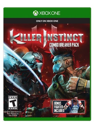 Illustration for article titled Killer Instinct Gets Physical