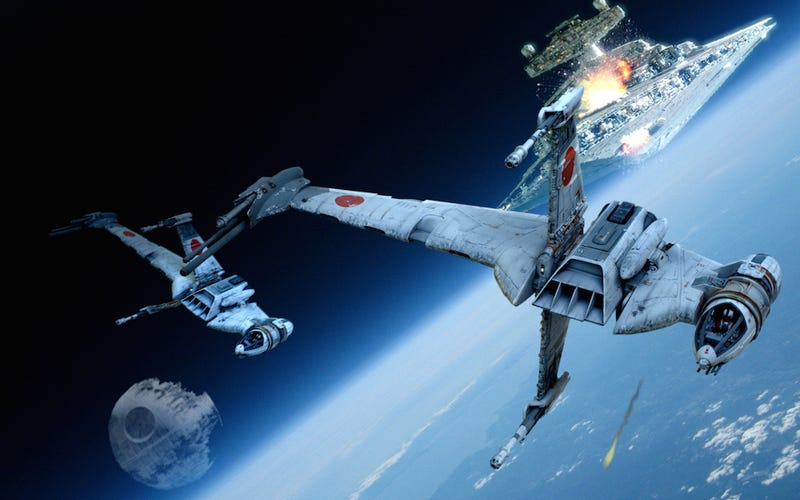 Illustration for article titled Uh, Apparently The New Star Wars Canon Actually Started Awhile Ago