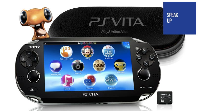 Illustration for article titled 3G or Not 3G? That is the PlayStation Vita Question