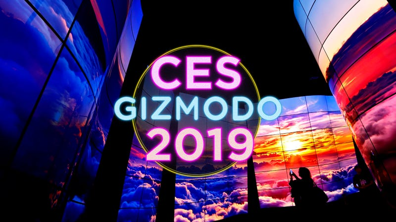 Illustration for article titled CES 2019 Is Coming—Here's What to Expect