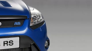 Illustration for article titled The Ford Focus RS Could Debut In Two Months