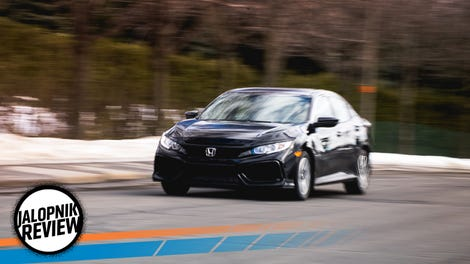 This Cheap Tune Gives You The Honda Civic Si Hatch That Should Have Been