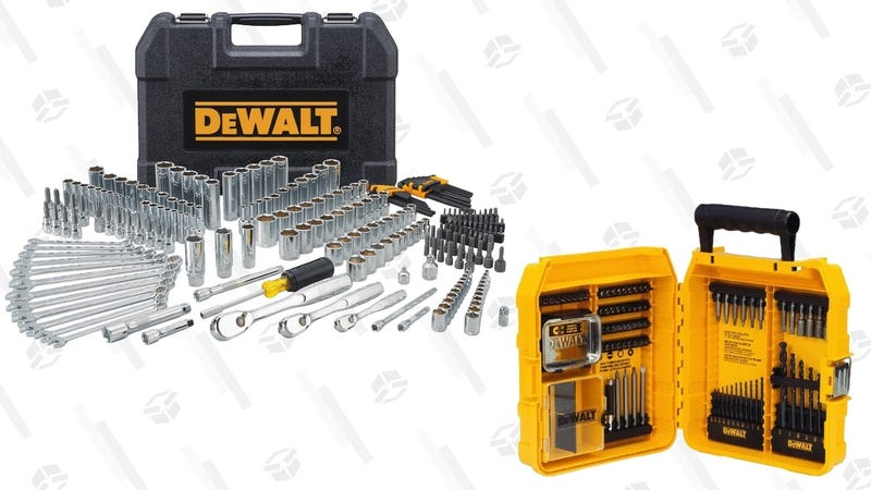 DEWALT 247 Piece Mechanics Set + Drilling/Driving Set | $173 | Amazon