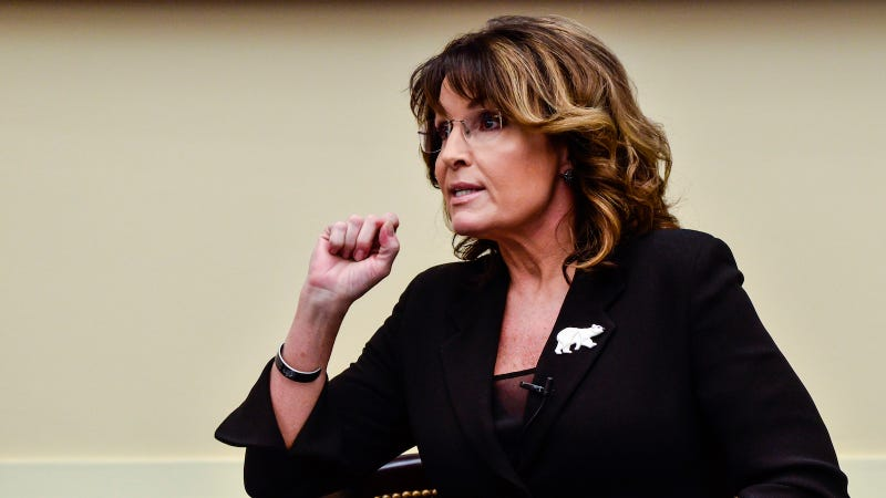 Judge rejects Palin lawsuit against The New York Times