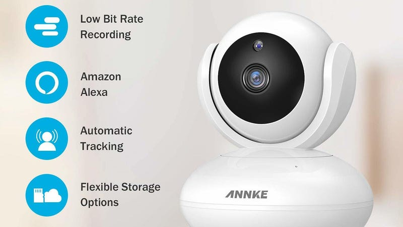 Annke 1080p Security Camera | $24 | Amazon | Promo code FAYW93RA
