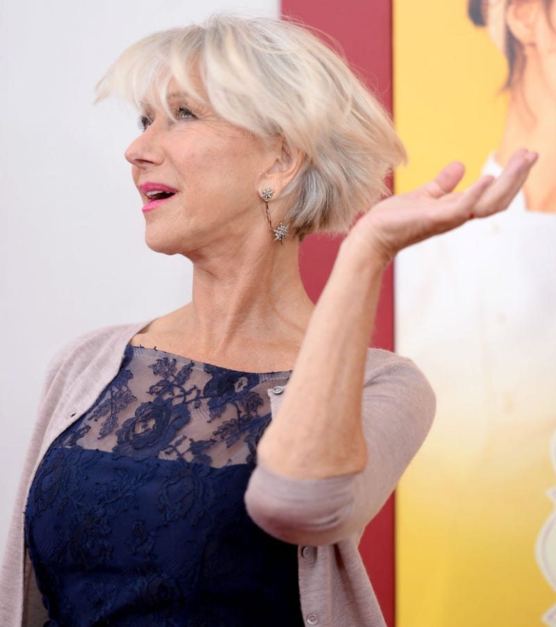 Illustration for article titled Helen Mirren. That Is All.