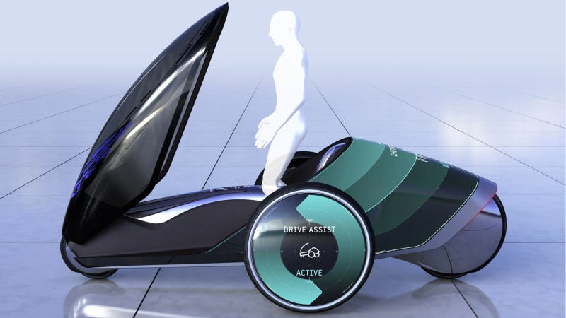 Illustration for article titled Toyota To Showcase Future Mobility At Tokyo Motor Show