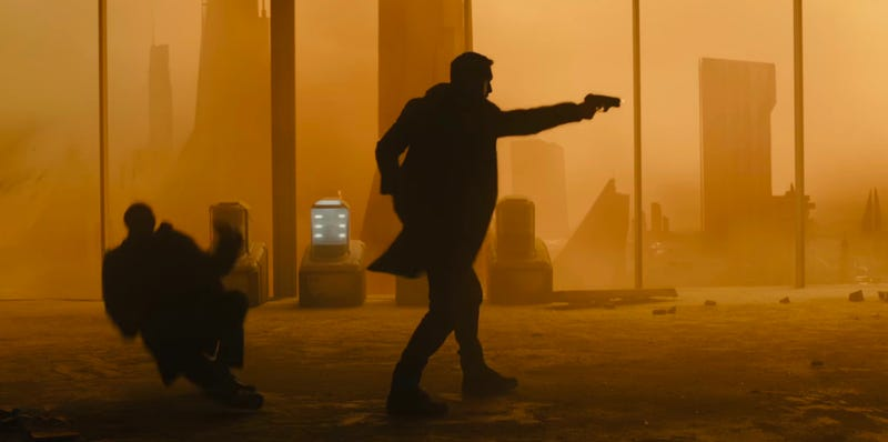 Ryan Gosling joins the world of Blade Runner. Image: Warner Bros