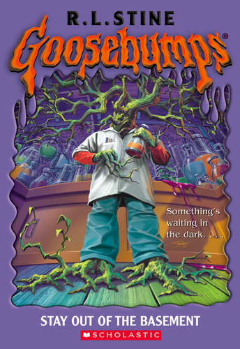 Illustration for article titled You Should Try Re-reading Some Goosebumps Books