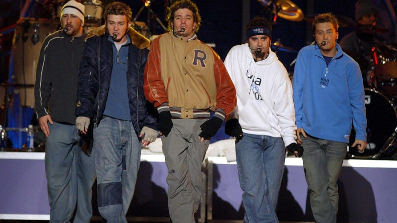 Illustration for article titled An 'N Sync road trip comedy is in the works, thanks to Lance Bass