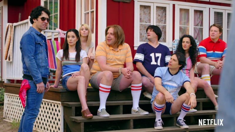 Illustration for article titled Netflix's Wet Hot American Summer Prequel Will Thrill Fans, At Least