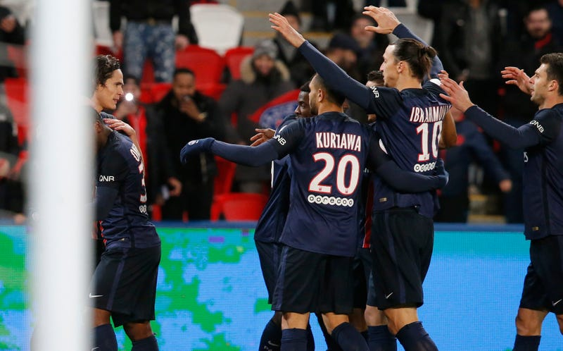 Illustration for article titled PSG Are Hampered By How Horrible Ligue 1 Is
