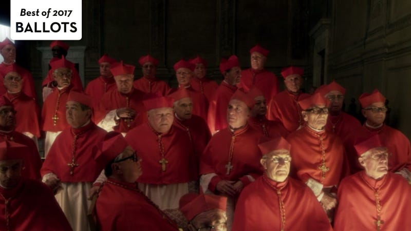 Screenshot: The Young Pope