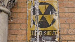 Illustration for article titled Where Did The Iconic Fallout Shelter Symbol Come From?