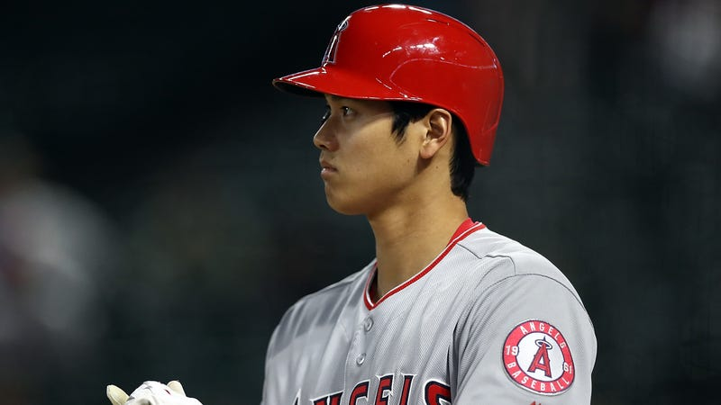 Illustration for article titled Shohei Ohtani, Like All Of Us, Wants The Angels To Play Him More