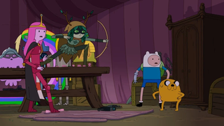 From the Adventure Time finale.