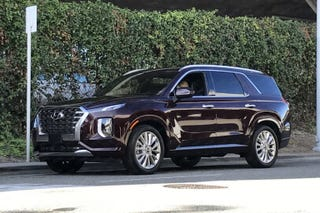 """Illustration for article titled It's Hard to Say, """"Hyundai Purple Palisade"""""""