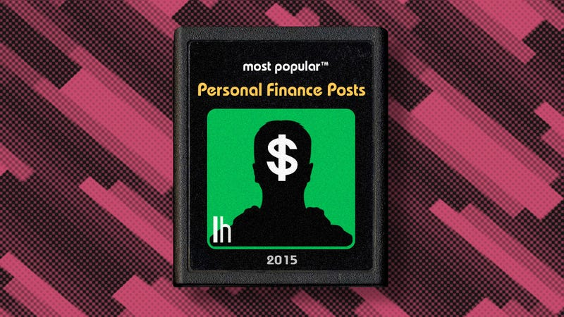 Illustration for article titled Most Popular Personal Finance Posts of 2015