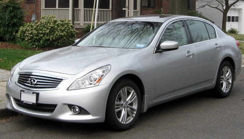 Illustration for article titled Age is Just a Number: 2013 Infiniti G37x Tested
