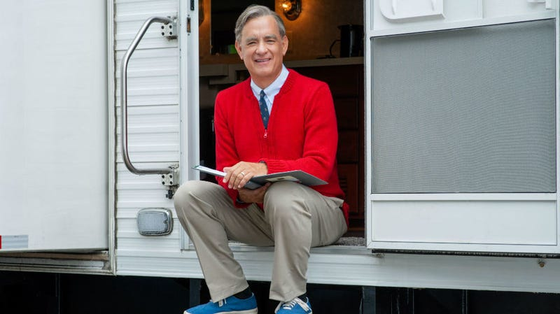 Tom Hanks' next movie may be about Mister Rogers, but he could soon be playing another iconic character.