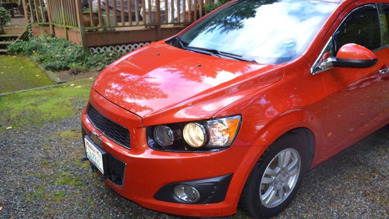 Illustration for article titled How Does $7,300 for a 2012 Turbo Chevy Sonic Sound?