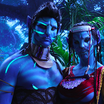 Illustration for article titled Avatar porn trailer reveals the Na'vi-human war over male sexual enhancement