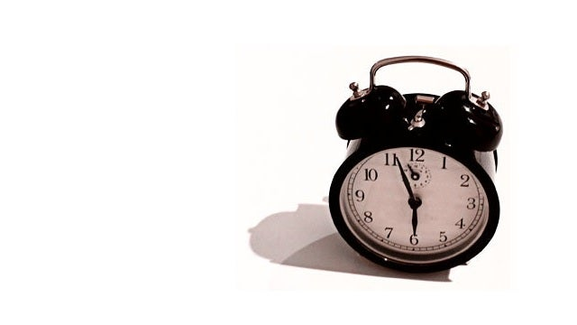 Plato Invented The First Alarm Clock