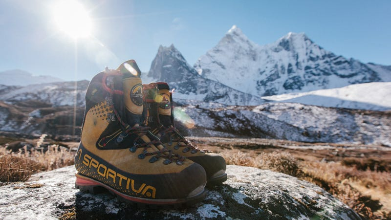 Illustration for article titled Adventure Tested: La Sportiva Nepal Cube GTX